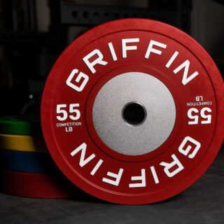 And we're live! Competition bumpers plates, black bumper plates, and kettlebells are on the site RIGHT NOW 🎉 #WeAreGriffin