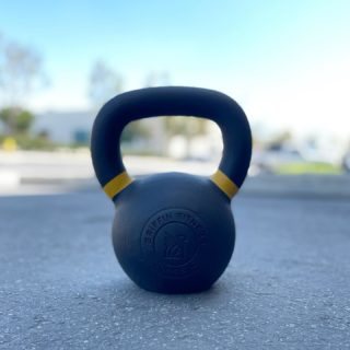 """Ability is what you're capable of doing. Motivation determines what you do. Attitude determines how well you do it."" - Lou Holtz  A great reminder for this week 💪🏼 Don't forget all kettlebells are in stock too! Challenge yourself to a kettlebell workout—you won't regret it.  #WeAreGriffin"