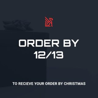 We still have some plates, kettlebells, a fully stainless steel power bar, bands, rack attachments, and gift cards that all make great Christmas gifts 🎄  Order by the 13th to get it in time. For freight orders, we recommend placing orders in the next day or two.  #WeAreGriffin